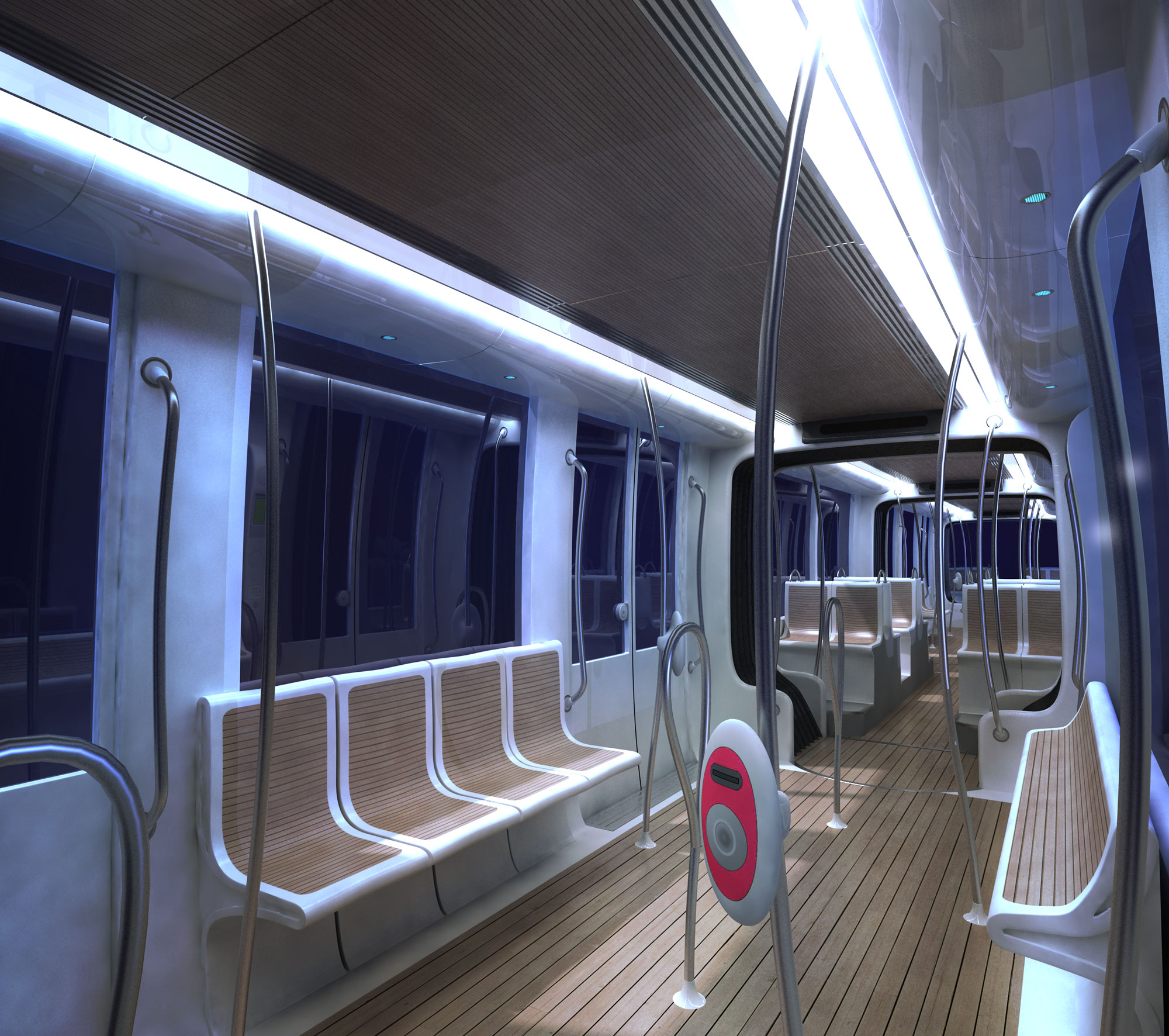Image 3d tramway julien weber for Amenagement interieur 3d