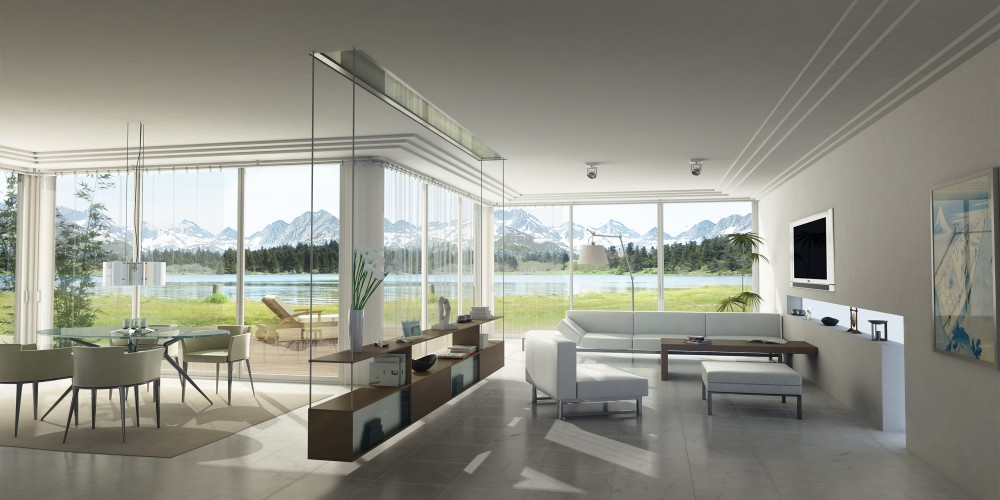 residence-luxe-perspective-3d-julien weber suisse