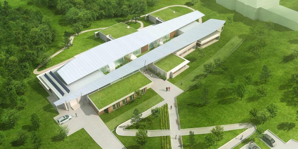 architecte concours images perspective 3d aerienne 3d