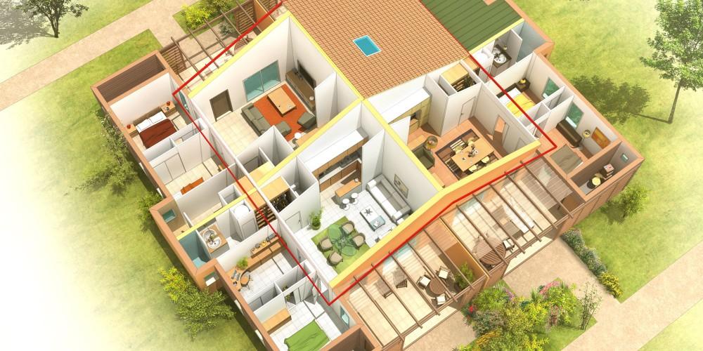 3d plan de commercialisation promotion immobiliere